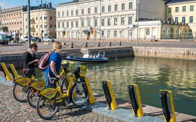 Oslo y Helsinki: cómo están evitando ciclistas y peatones fallecidos