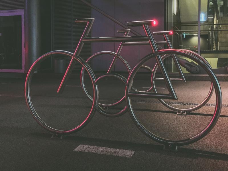 Oslo y Helsinki ciclistas