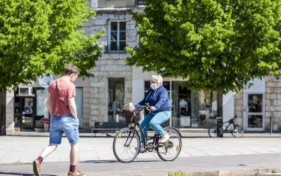 ¿La bicicleta se convertirá en alternativa al transporte público durante el coronavirus?