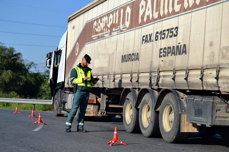 consejos covid conductores camiones