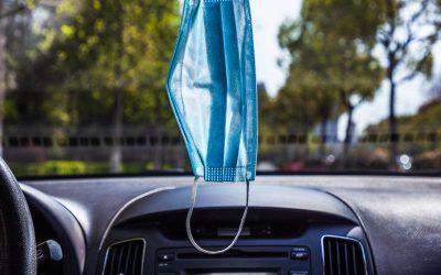 Así podemos usar el coche durante la desescalada