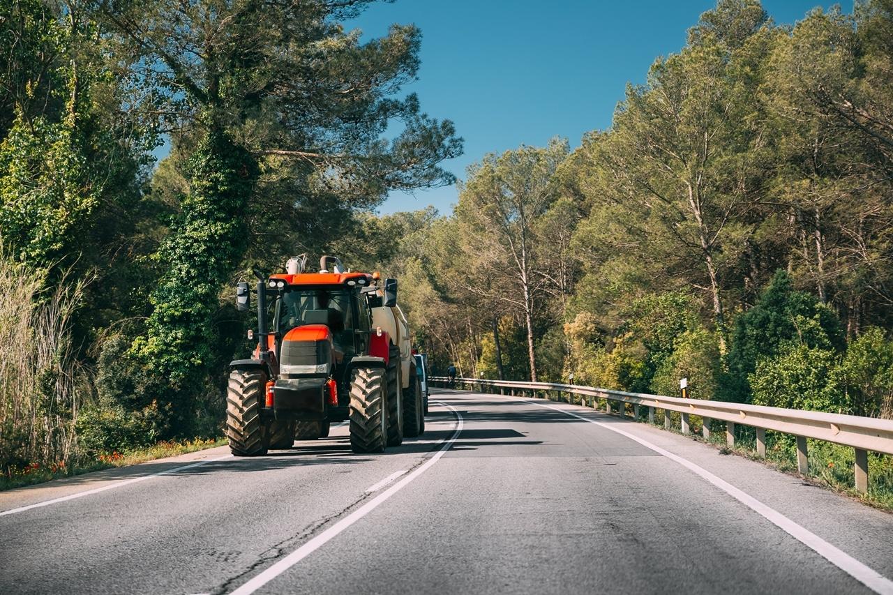Decreto de tractores