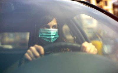Cómo utilizar un coche carsharing con higiene y seguridad en época de coronavirus