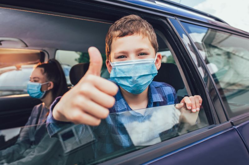 Carsharing higiene