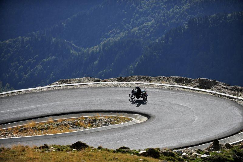 moto desescalada