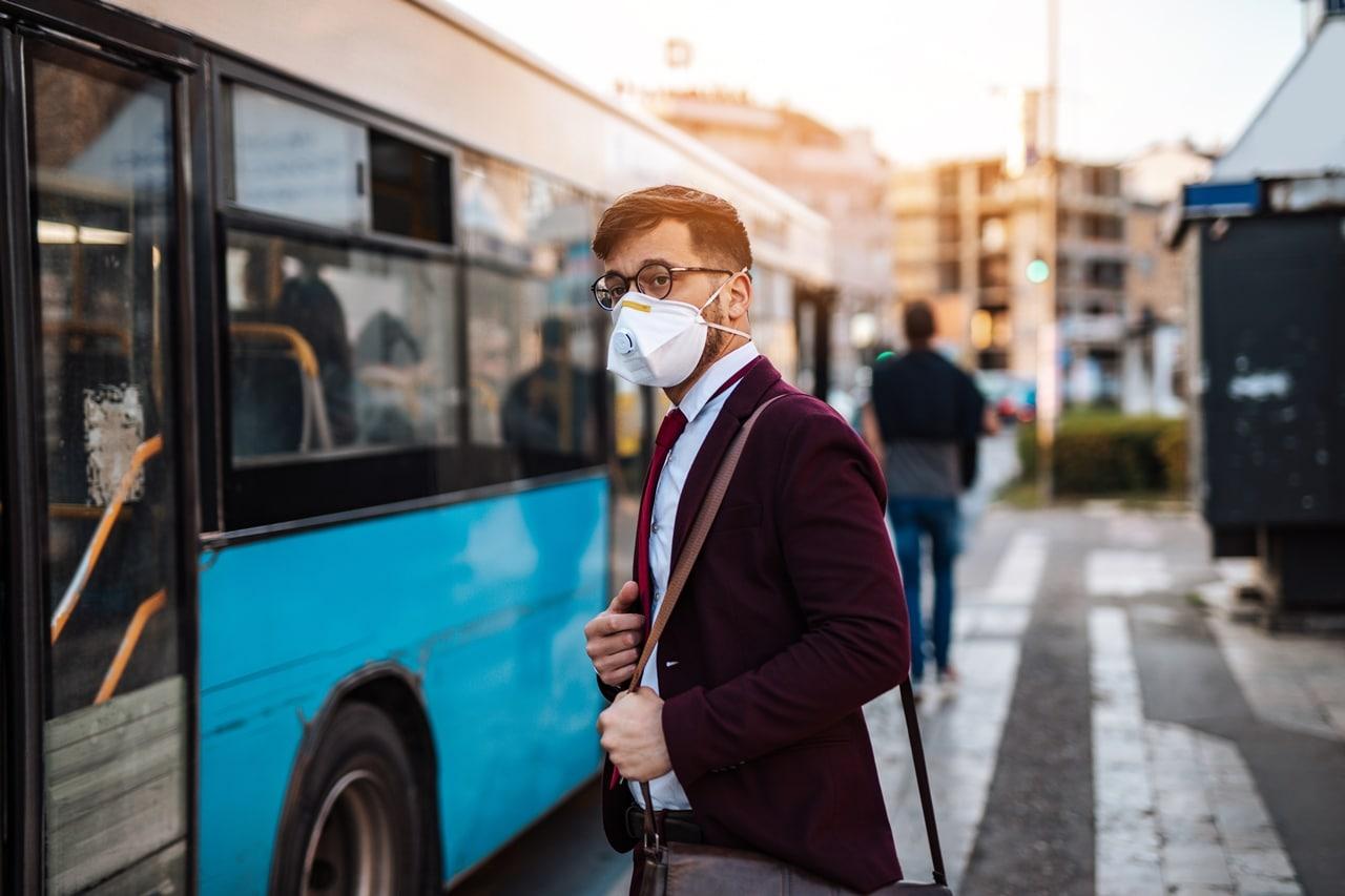 transporte publico coronavirus