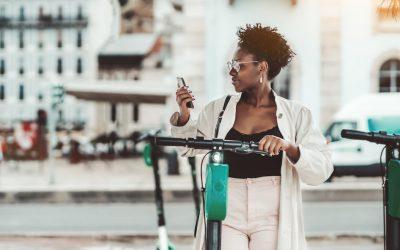 Apps de movilidad: riesgos y consejos para utilizarlos de forma segura