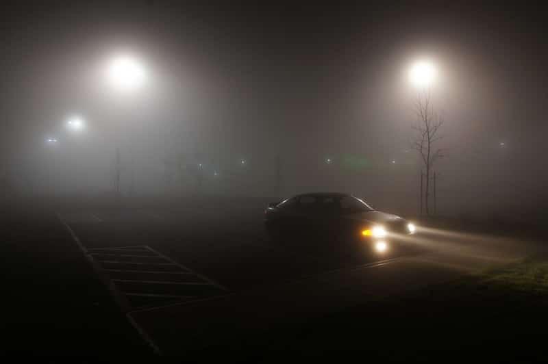 Luces en la niebla
