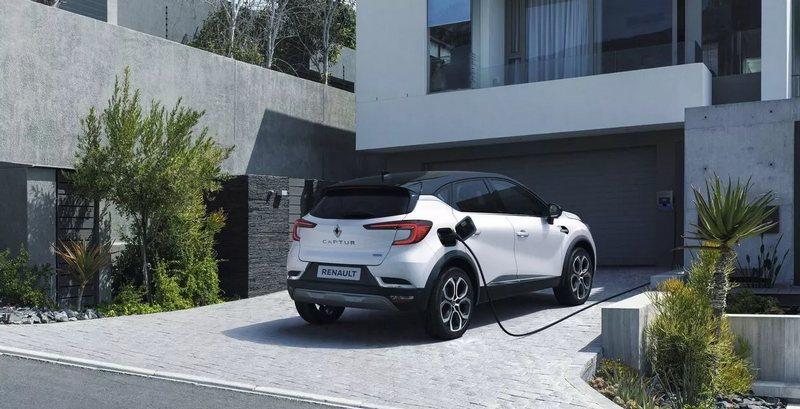 Renault Captur híbrido
