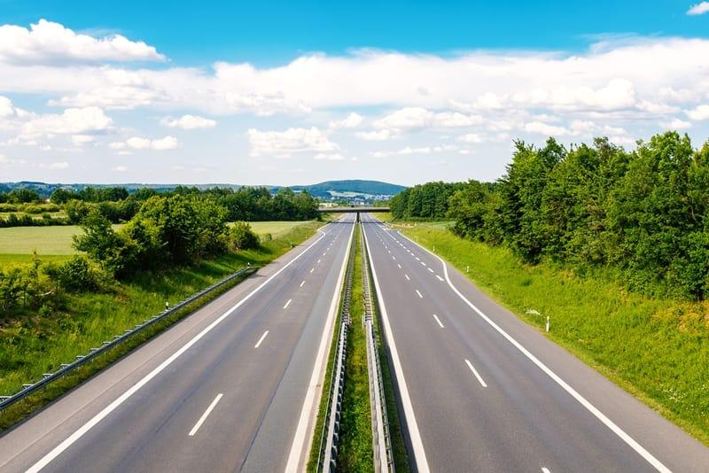 carreteras que perdonan