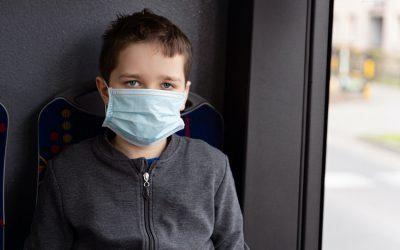 Recomendaciones para desplazarse al colegio durante la pandemia de Covid-19