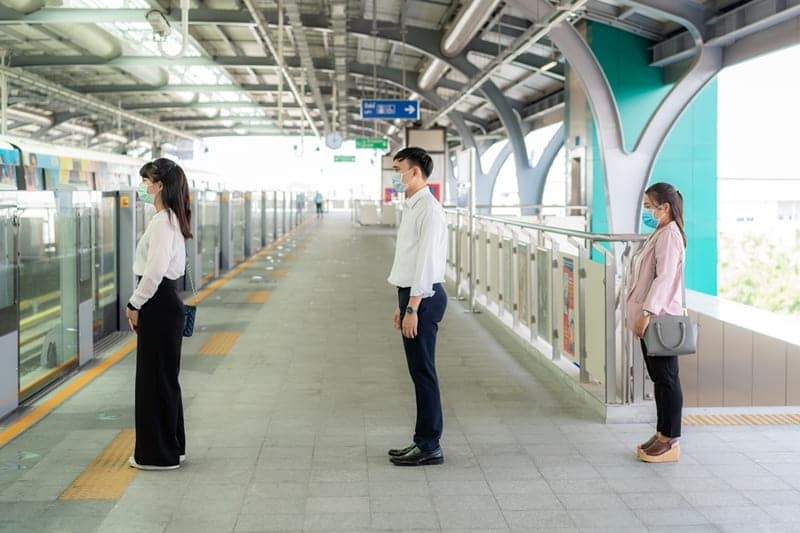 metro covid