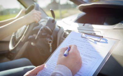 El nuevo examen de conducir cumple un año, ¿sabes en qué ha cambiado?