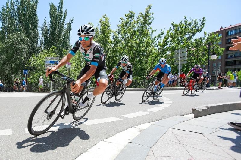 Seguridad ciclista profesional