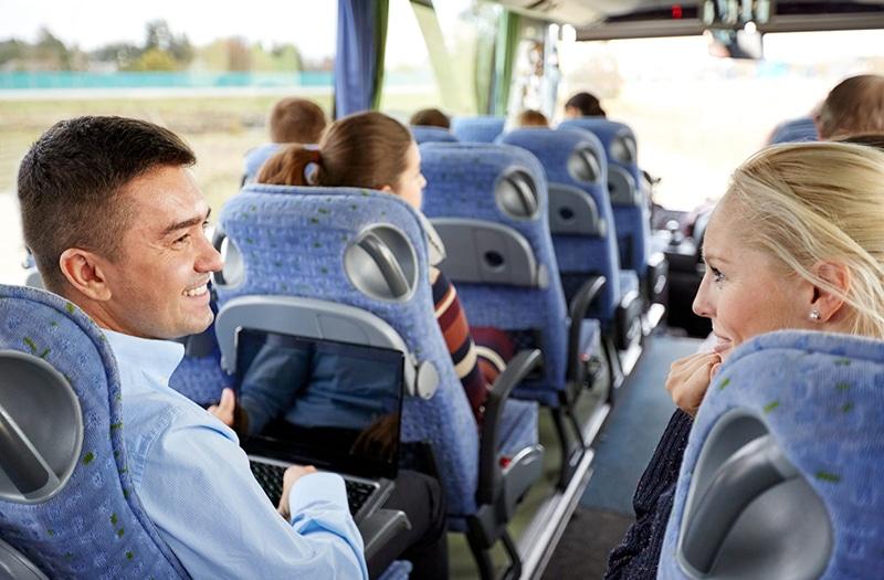 seguridad autobus