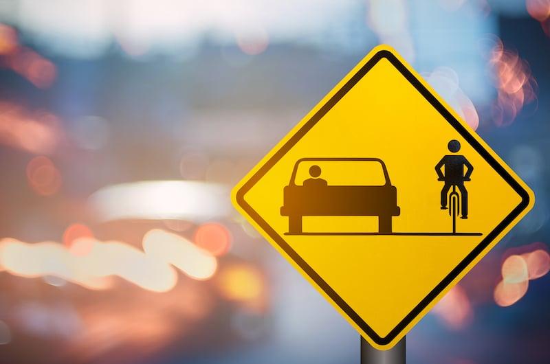 tramos peligrosos motoristas