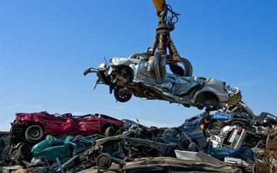 Reciclaje de vehículos: Qué parte de nuestro coche se recicla cuando lo damos de baja