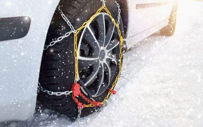 Tipos de cadenas para la nieve: cuál elegir, ventajas, desventajas