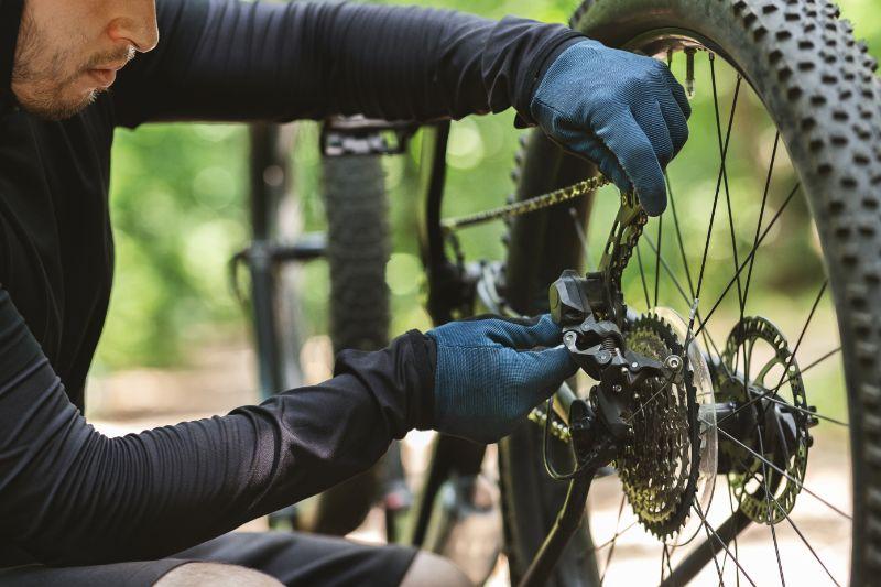 accesorios de ciclista
