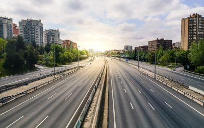 Un año diferente: así ha evolucionado la seguridad vial en este 2020