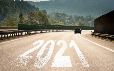 Ocho novedades en normativa que la DGT activa desde 2 enero de 2021