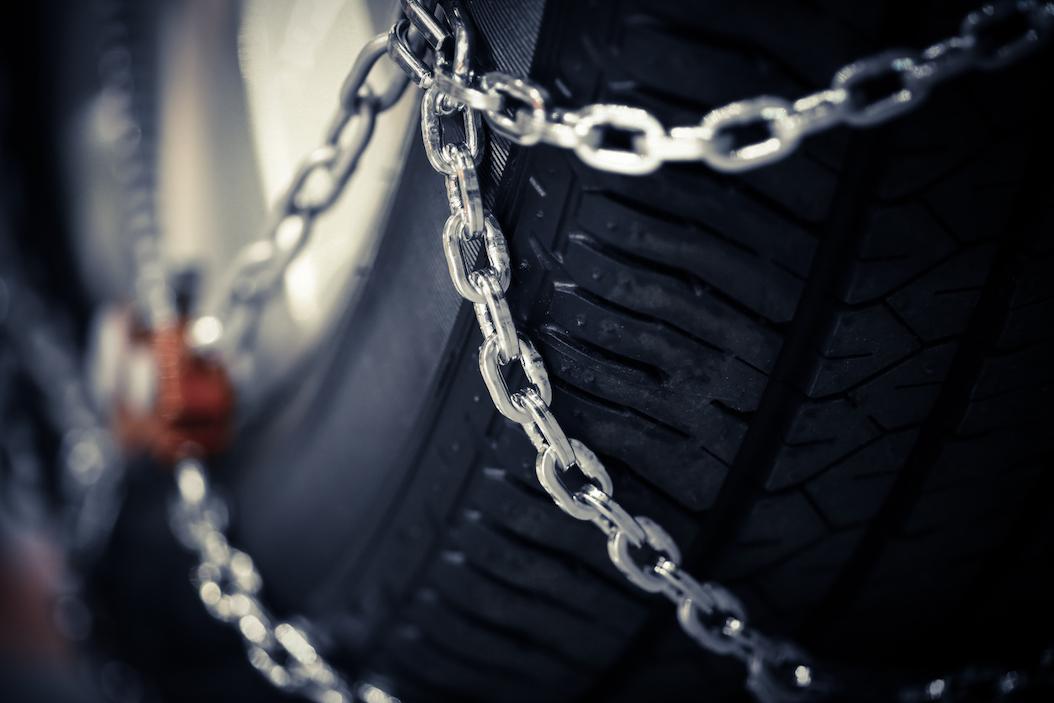 cadenas de nieve moto
