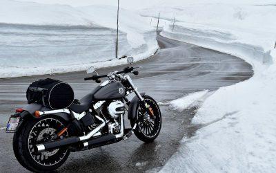 ¿Cómo son las cadenas de nieve para moto?