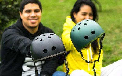 ¿Qué casco nos conviene para circular en patinete eléctrico?