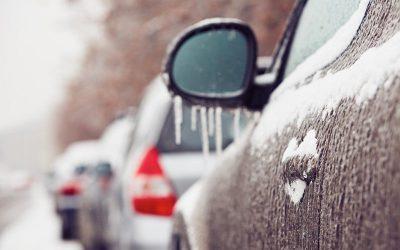 Qué tener en cuenta si el coche duerme en la calle durante una ola de frío