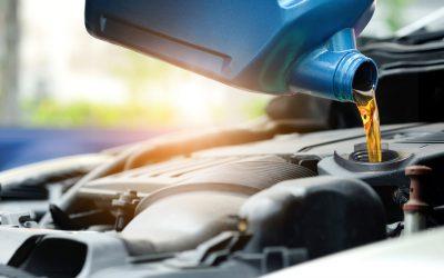 ¿Sabías que hay diferentes tipos de aceite de motor?