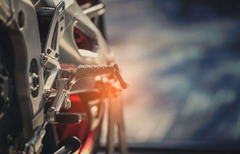 moto con marchas