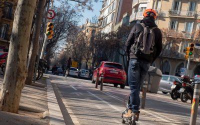 Crash-test para patines eléctricos: El estudio de Fundación MAPFRE desvela debilidades y retos de seguridad vial