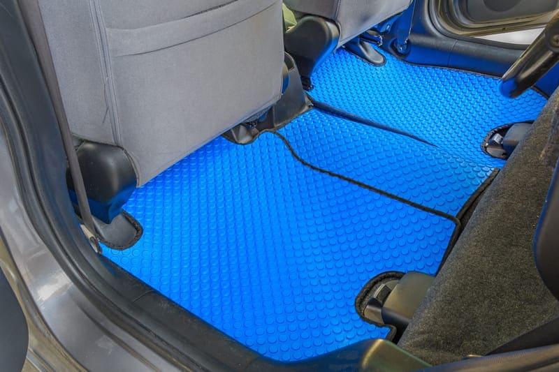alfombra vehículo