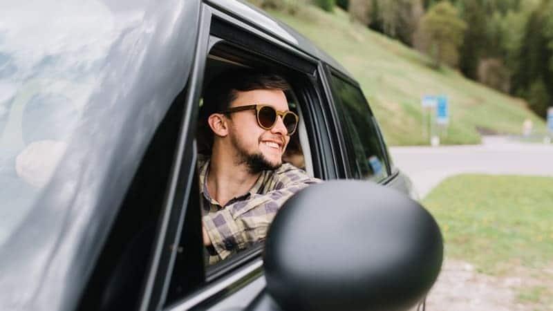 conducir y meditar