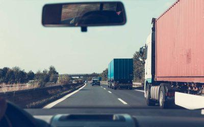 El 25% de muertes en carretera en Europa están relacionadas con vehículos pesados