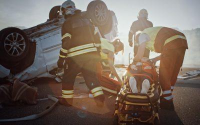 Auxilio ante una emergencia en carretera, una profesión de riesgo