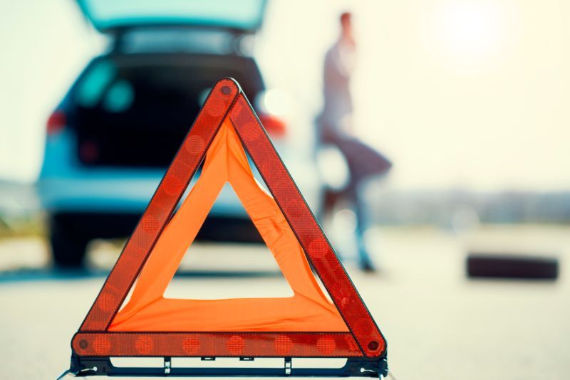 emergencia carretera