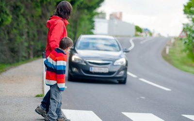 La Fiscalía refuerza criterios en vía urbana: atestado obligatorio por atropello en paso de cebra o carril bici