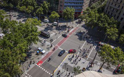Manual de aplicación de los nuevos límites de velocidad en vías urbanas