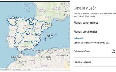 ¿Qué es y para qué sirve el mapa de Planes de Seguridad Vial y Movilidad en España?