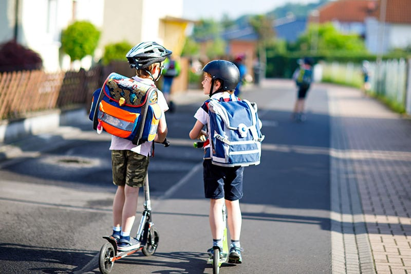 ciudades inclusivas para niños