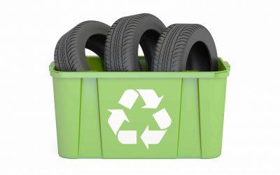 Neumáticos sostenibles: inventando de nuevo la rueda
