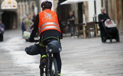 En bici, hay colores que salvan vidas