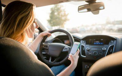 Distracciones al volante: un peligro subestimado