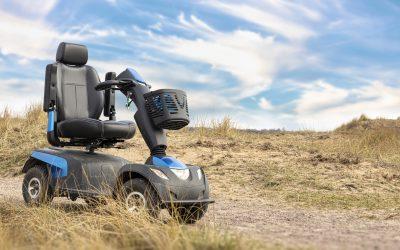 Sillas de ruedas eléctricas: ¿conductores o peatones?