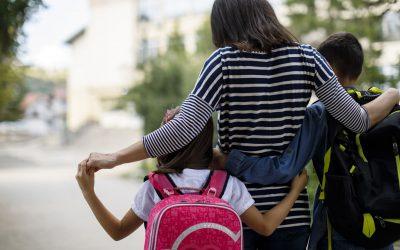 Caminos escolares: recuperar la calle para los niños