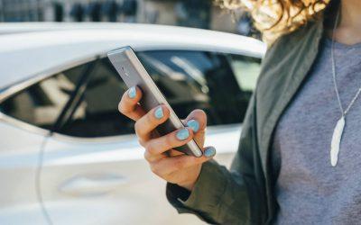 Apps para aparcar: cada vez más sencillo